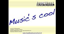 Music's cool.