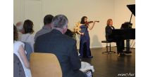 Astona Serenade with solo works and chamber music