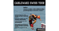 Cablewake Swiss Tour, étape 3