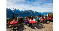 Sonntags-Brunch im Bergrestaurant Käserstatt