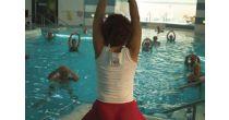 Wassergymnastik im BES