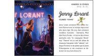 Jenny Lorant : Tournée