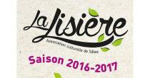 Saison culturelle de La Lisière