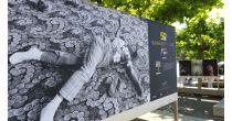 Exposition photos: 50e Montreux Jazz Festival