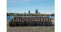 Kölner Domchor singt Konzert im Kloster Disentis