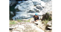 Gästeprogramm - Curtin medelin, Abenteuer Kletterpark
