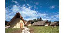 Village lacustre de Gletterens - atelier peigne néolithique