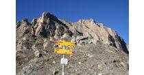 Geführte Passwanderung Vrin - Furocla Patnaul - Vals