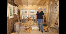 Ausstellung in Wittärä
