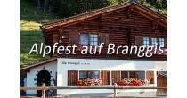 Alpgottesdienst & Chilbi auf Alp Branggis