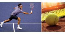 Volkstümliches Turnier des Tennis