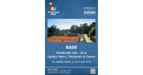 Rado Interclubs LNA au tennis club de Nyon
