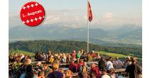 1. August-Feier im Alpenkino