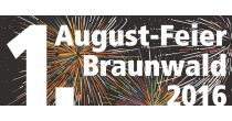 1. August-Feier Braunwald 2016