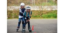 Spiel, Spass und Sicherheit Inline-Skates
