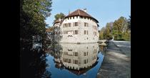 Château de Hallwyl: châteaux sur l'eau en péril