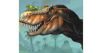 Conférence: Les dinosaures dans la bande dessinée