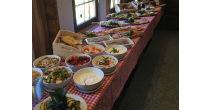 Sunday brunch at the Hannigalp