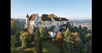 Château de Lenzbourg: 3 châteaux, de multiples baillis