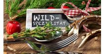 """Kulinarischer Anlass """"Wildbuffet"""""""