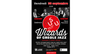 Wizards of creole jazz