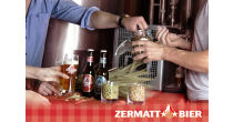 Visit of the Zermatt Matterhorn Brewery