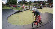Mountain bike agility