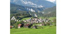 Obstspaziergang in Valendas - Safiental–Rheinschlucht