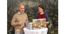 Vernissage des Grossgemäldes «Schlacht bei Schwanden»
