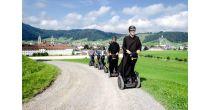 geführte Wander-, Bike- und Segwaytouren in der Region Einsiedeln