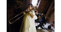 Ensemble de trombones de l'EMJB, de l'EJCM et du CMNE