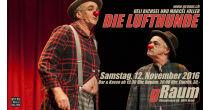 Die Lufthunde - Ueli Bichsel und Marcel Joller