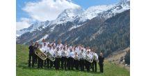 Konzert Brassband Lötschental