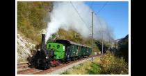 Trains à vapeur Delémont - Choindez