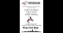 Ringen: Swiss Wrestling 1. Liga
