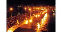 La festa nazionale sulle rive del Reno