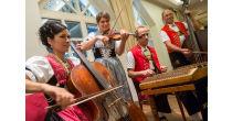 Appenzeller Musik im Hotel Hof Weissbad