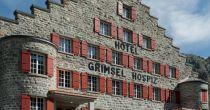 Grimsel Hospiz - Historisches Alpinhotel****