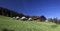 Whitepod Eco-Luxury Hotel (Swiss Lodge)