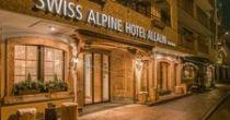 Swiss Alpine Hotel Allalin