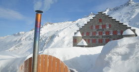 Grimsel Hospiz - Exclusive in Winter