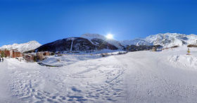 Experience Winter in Saas-Fee