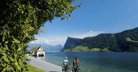 L'itinéraire des lacs: Montreux - Zurich