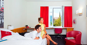 Romantic weekend at Best Western Hotel Wartmann