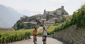 Rhone Route: Oberwald - Geneva