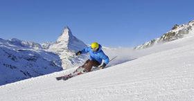 Prueba de esquí