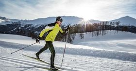 Gianluca Cologna Cross-Country Skiing Days