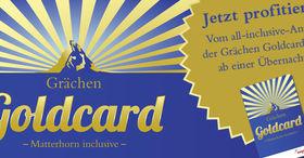 Grächen Goldcard package