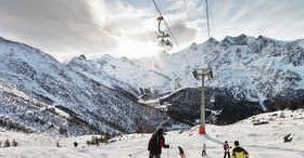Wintermärchen im Wallis