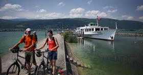 Mittelland route: Aarau - Lausanne